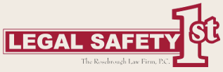 Legal Safety First Logo